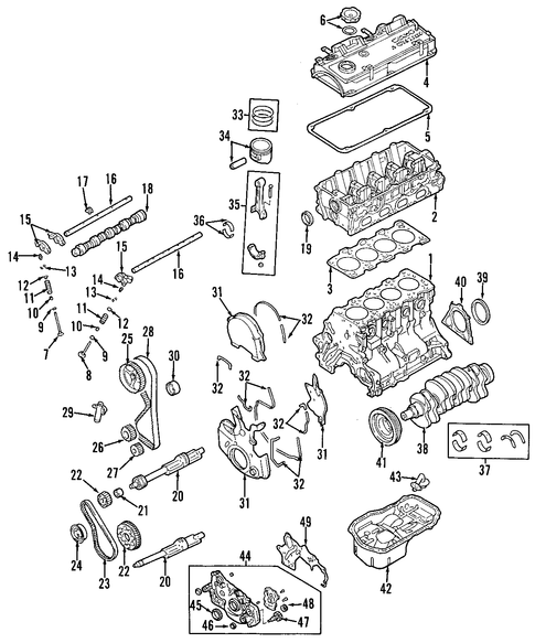 service manual  2007 mitsubishi endeavor head bolt removal