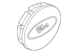 Center Cap - Ford (8A5Z-1130-C)