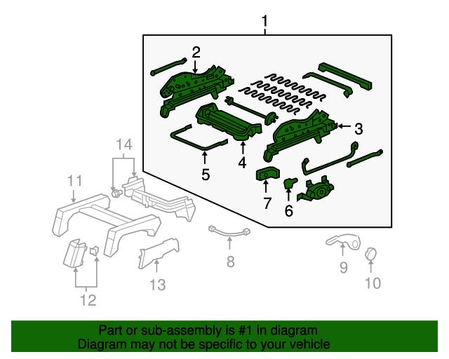 Lexus IS250//350 Driver Seat Bracket for MOMO // NRG // Sparco // Recaro // Bride // OMP - Part #SB092DR Planted 2006+