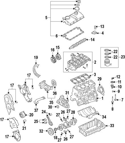 99 Jetta 2 0 Engine Diagram