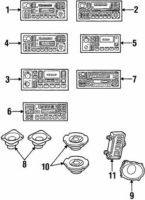 Shop OEM Entertainment   AZ Mopar Mopar Ae Radio Wiring Diagram on