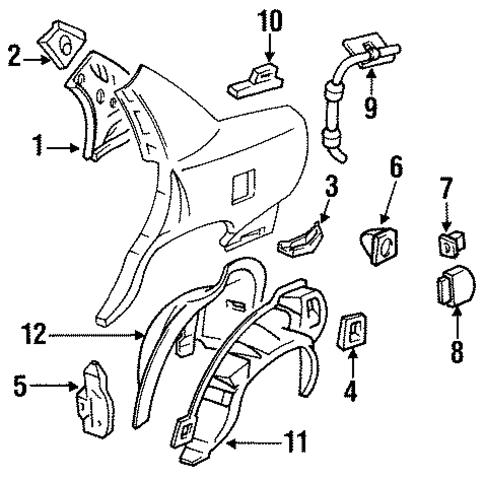 1996 Geo Metro Speedometer Wiring Diagram