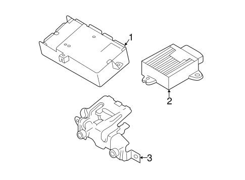 Mazda Trans Controller L5e4189e1e