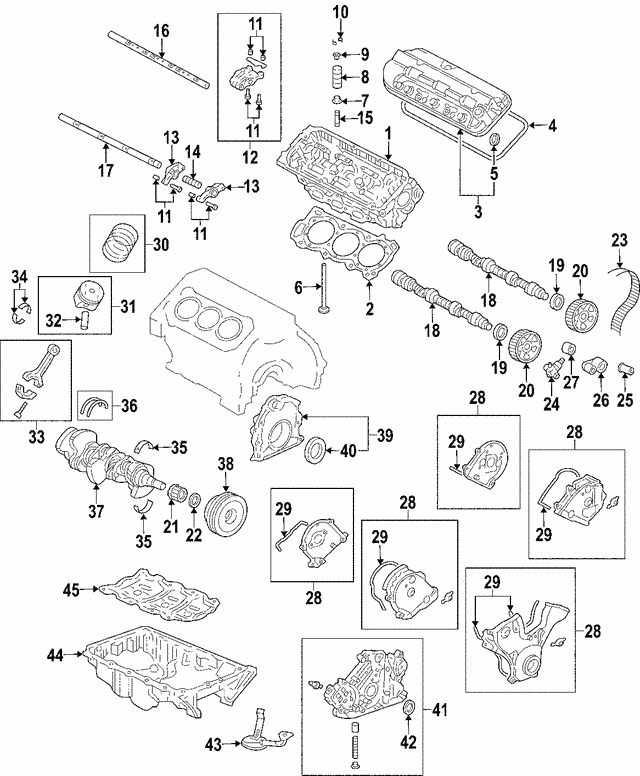 Plate, Timing Belt Guide - Honda (13622-P8A-A00)