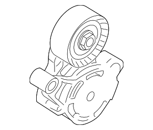 Belt Tensioner - Mini (11-28-8-600-357)