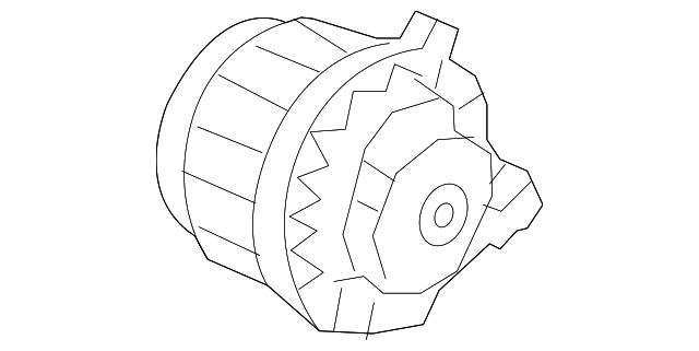 Honda Motor Assembly Rear Fan 79315 Tz5 A61