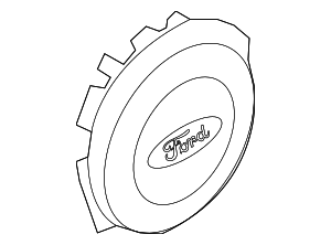 Center Cap - Ford (5L3Z-1130-AB)
