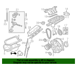 Oil Filter Joint - Mazda (ZZM1-10-319)