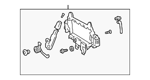 Handle, Inside - Volvo (9413488)