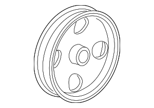 Pulley - GM (12764175)
