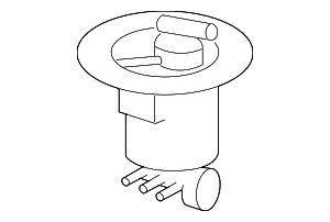Fuel Filter - Mercedes-Benz (171-470-09-90)