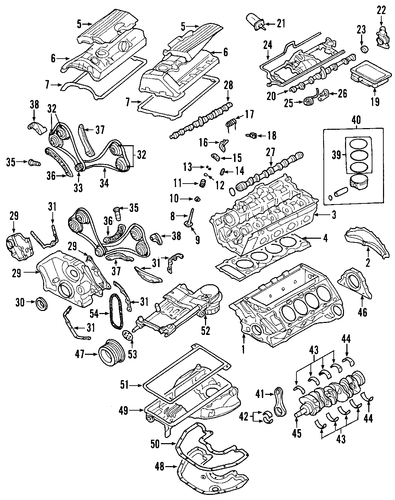 Bmw N62 Engine Wiring Diagram Bmw M42 Engine Diagram