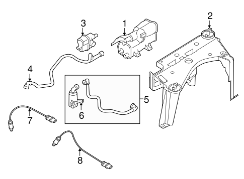 335i Engine Diagram Cooling System