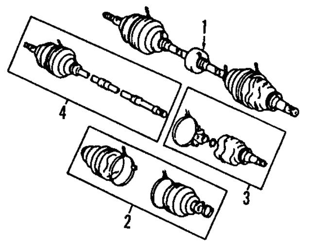 Outer Joint Assembly