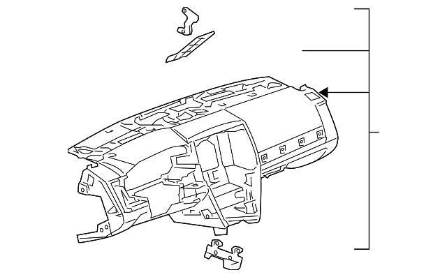 instrument panel