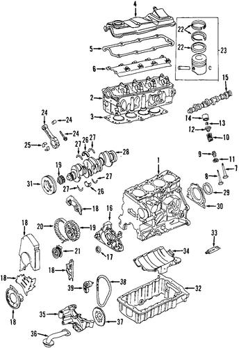 vw beetle engines