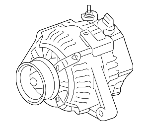 Alternator - Toyota (27060-0V010)