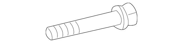 Genuine Toyota Lower Control Arm Bolt 90119-14120