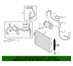 Drier Dessicant Bag - Land-Rover (LR083336)