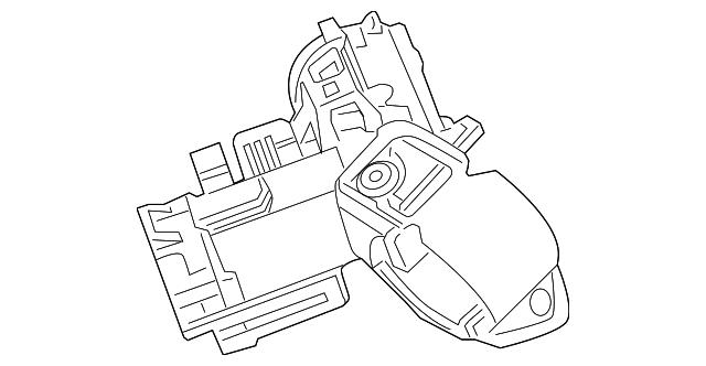 lock housing