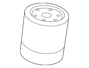 Oil Filter - Land-Rover (LR096524)
