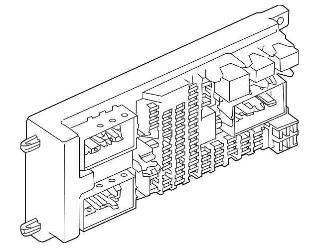 2013 Land Rover Fuse Box Diagram