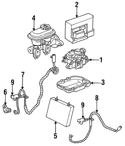 1994 saturn 1 9 engine n diagram oem abs components for 1994 saturn sl   gmpartscenter.net