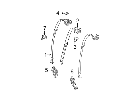 98710 1M000 likewise Bbn250221kbb additionally Cadillac Rear Suspension Diagram further 54129634115 moreover Gm Buckle End 15890308. on sedan lift kits