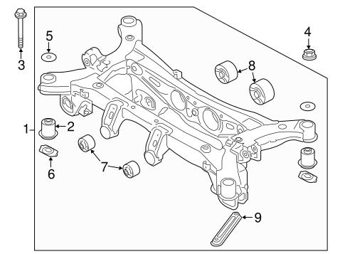 Saab 2 0t Engine