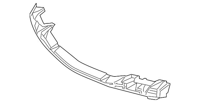 Genuine Ford Absorber AH6Z-17C882-A