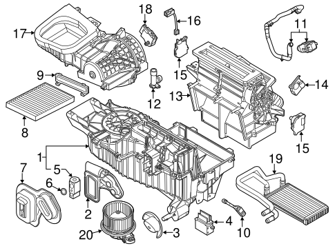 T14101974 Replace heater core ford escape additionally Chevrolet Cavalier 1986 Chevy Cavalier Heatercore Replacement additionally 3kws8 Low Pressure Cutoff Switch A C 2002 additionally P 0996b43f8037a16a besides Evaporator  ponents Scat. on a c evaporator location