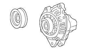 Alternator - Hyundai (37300-38400)