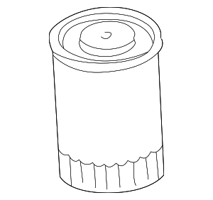 Engine Oil Filter - GM (25013454)