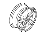 Wheel, Alloy - Volvo (30794837)