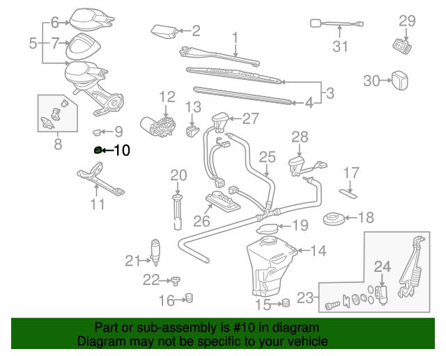 Transmission bearing mercedes benz 208 824 00 20 for Mercedes benz transmission parts