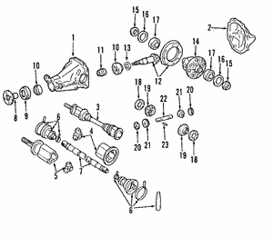 Shop OEM Steering Parts | Sonora Nissan