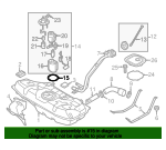 FUEL Pump[device=moves liquid] Assembly GASKET
