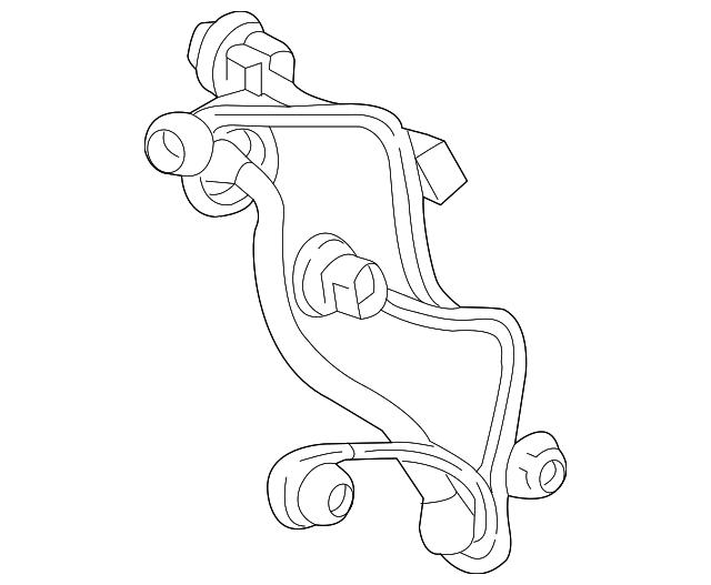 2015 2019 Chevrolet Trax Socket Wire 95939968