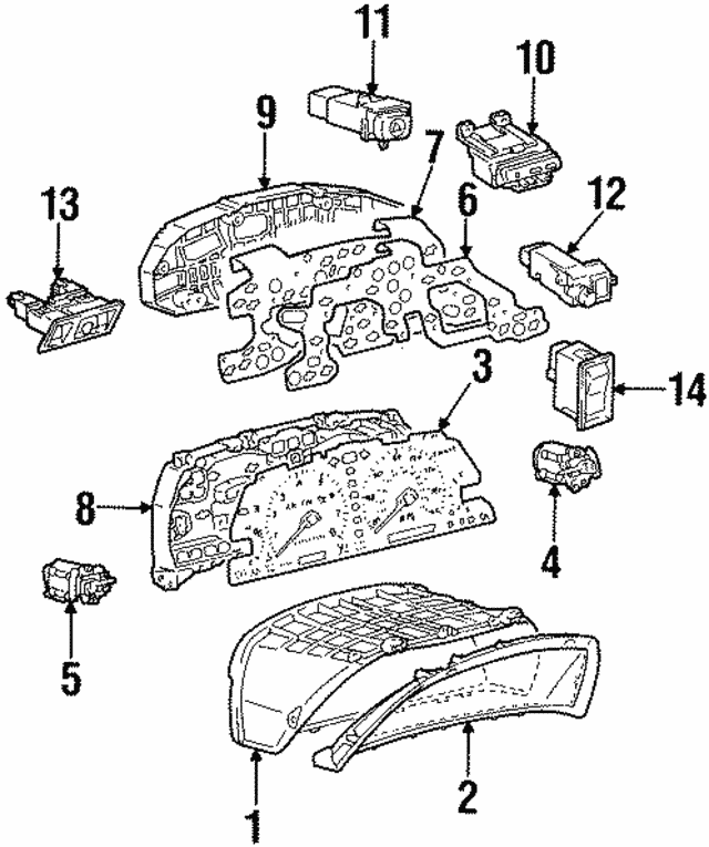 Circuit Board Lexus 8324724610: 1992 Lexus Sc 400 Wiring Diagrams At Hrqsolutions.co