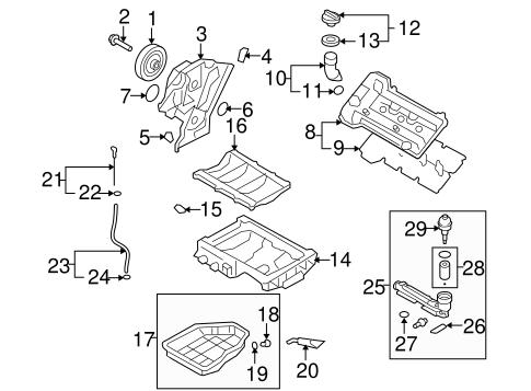 Genesis Engineengine Parts Parts