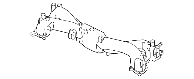 intake manifold - subaru (14001ab920)