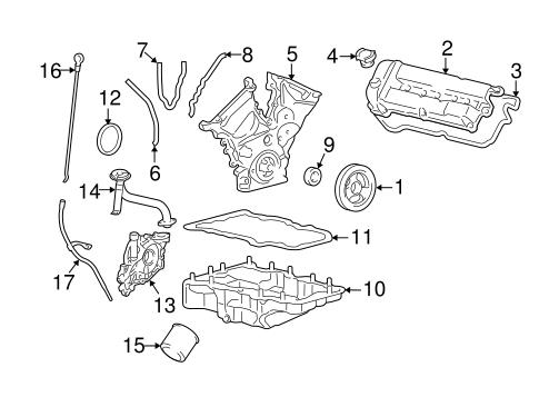 oem 2006 ford escape engine parts parts - bluespringsfordparts.com ford escape 6 cylinder engine block diagram 1978 jeep cj5 6 cylinder engine wiring diagram #6