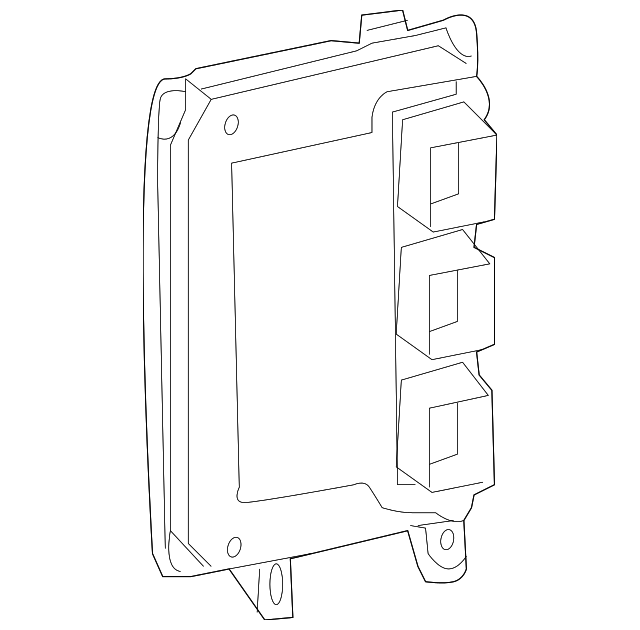 Honda Genuine 78100-TE0-A41 Combination Meter Assembly