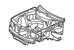 Front Section - Mercedes-Benz (202-620-33-05)