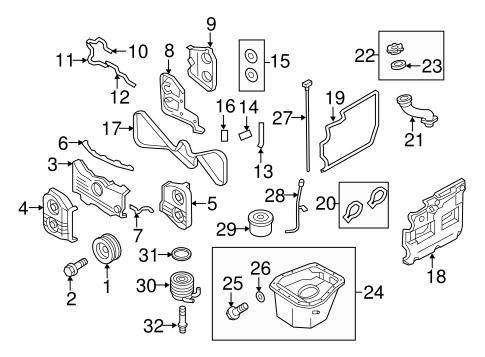 Engine Parts For 2018 Subaru Wrx Sti