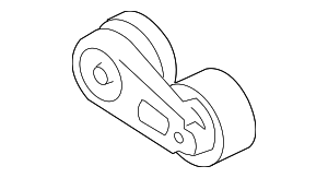 Belt Tensioner - Ford (7R3Z-6B209-AA)