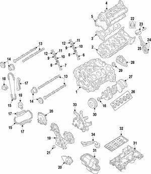 valve cover valve cover