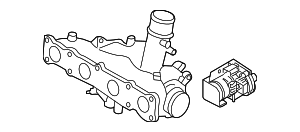 Turbocharger - Kia (28231-2G410)
