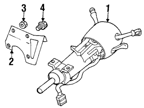 Pontiac G6 Suspension likewise 1995 Buick 3800 Engine Diagrams furthermore 348817933623396992 as well 1990 Ford F 250 Wiring Diagram further Gm Outer Tie Rod 19210064. on bonneville steering column