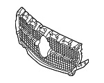Grille Assembly - Mercedes-Benz (117-880-25-00)